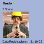 L'avatar di Guido