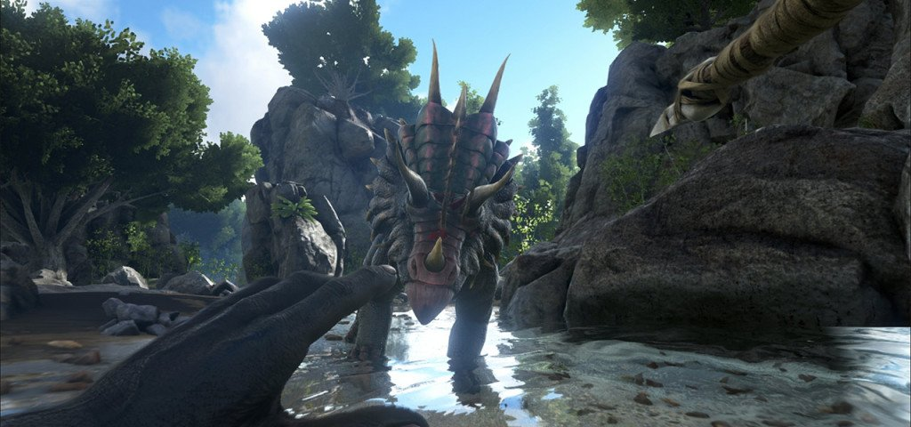 ARK: Survival Evolved 02