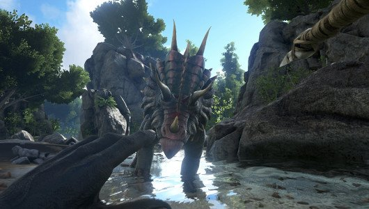 ark survival evolved switch data uscita