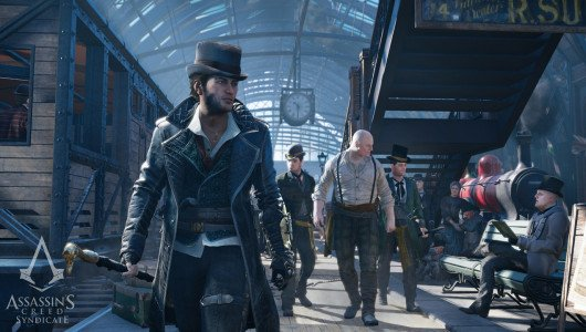 deals with gold Assassin's Creed Syndicate