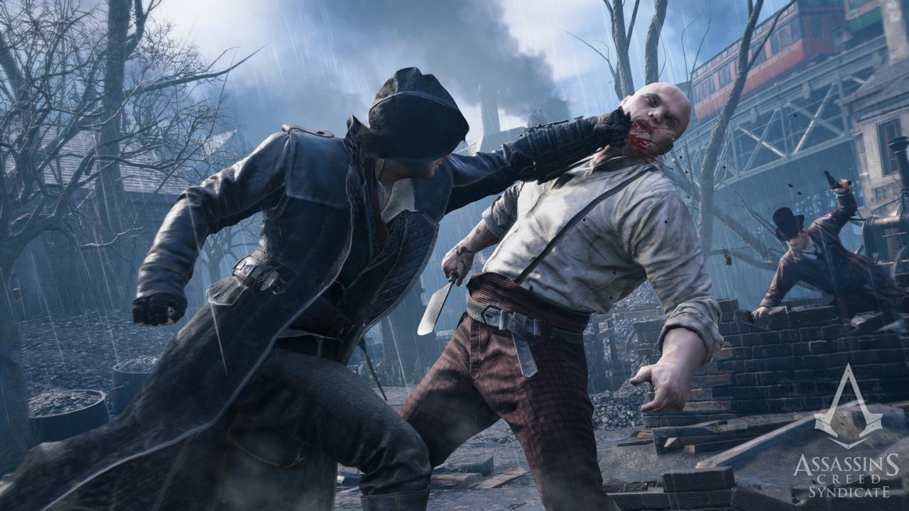 Assassin S Creed Syndicate Recensione The Games Machine