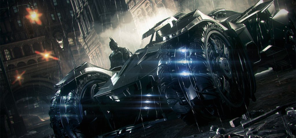 Batman Arkham Knight goty data uscita