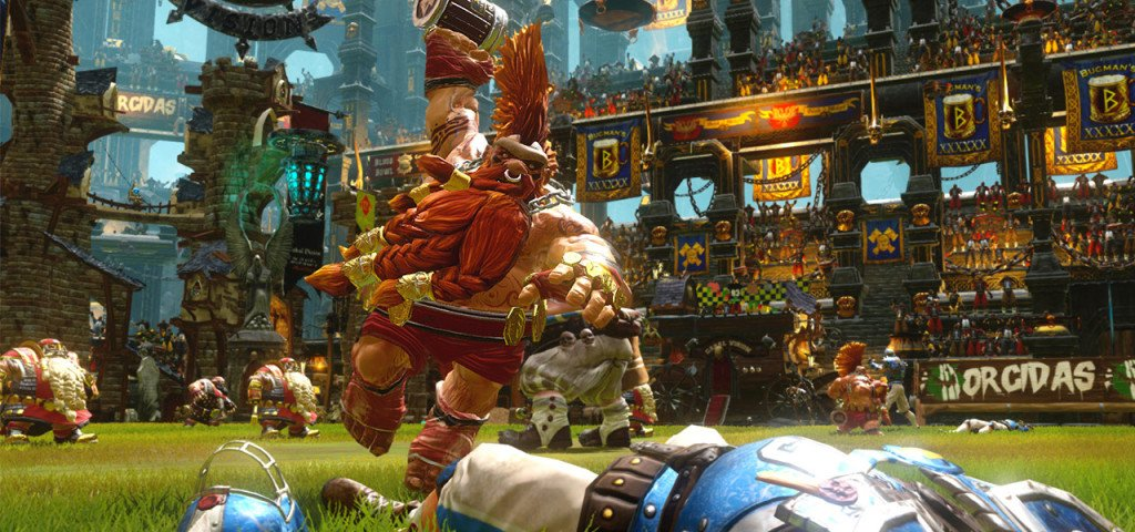 blood bowl 2 deals with gold
