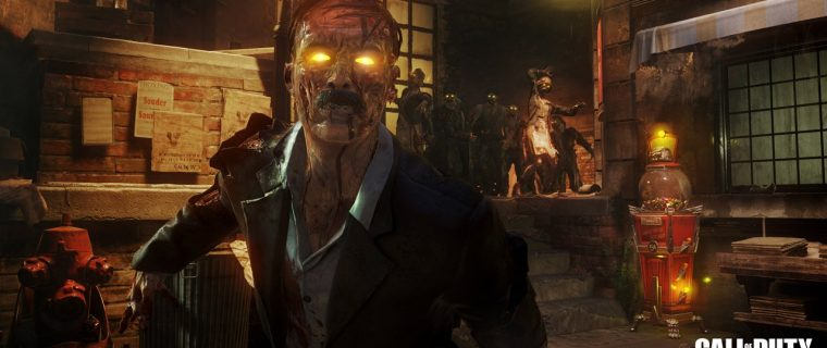 Call of Duty: Black Ops III zombie news 01