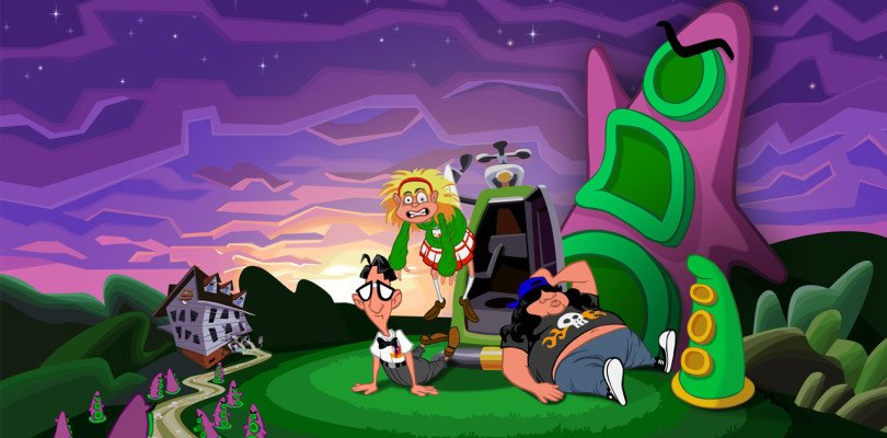Day of the Tentacle Remastered: un videodiario sullo sviluppo