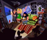 Day of the Tentacle Remastered 01