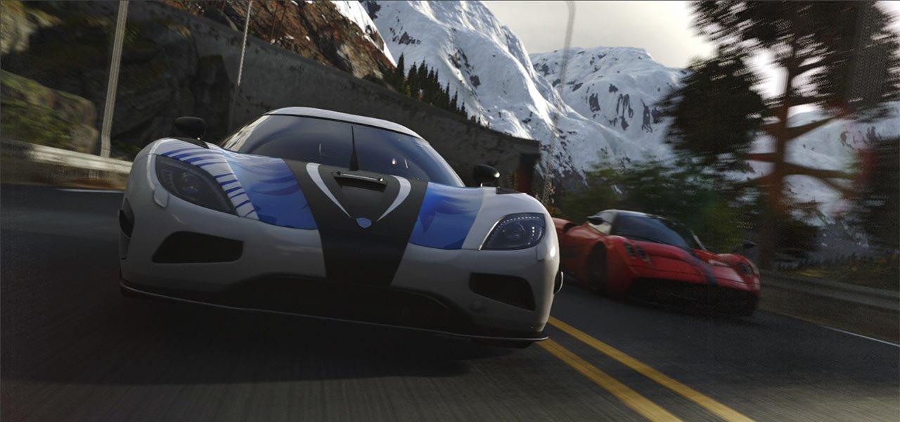 Sony Evolution Studios Drivleclub MotorStorm