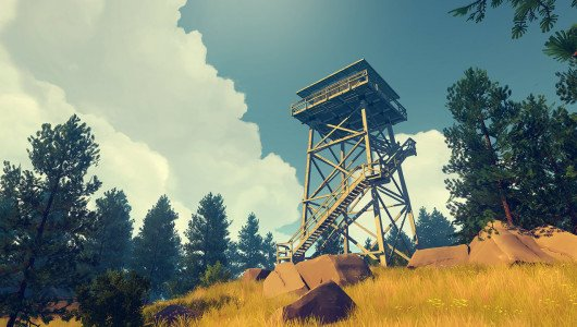 firewatch free roaming