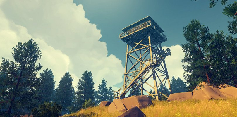 olly moss firewatch free roaming