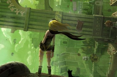 Gravity Rush Remastered 01