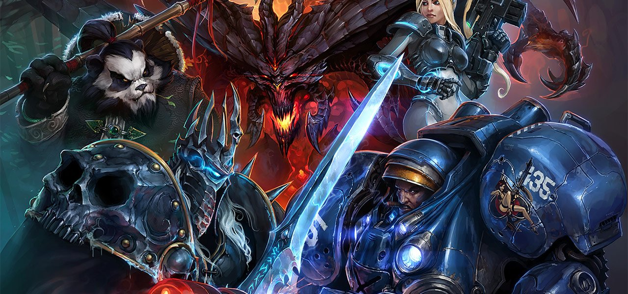 Heroes of the Storm team sviluppo