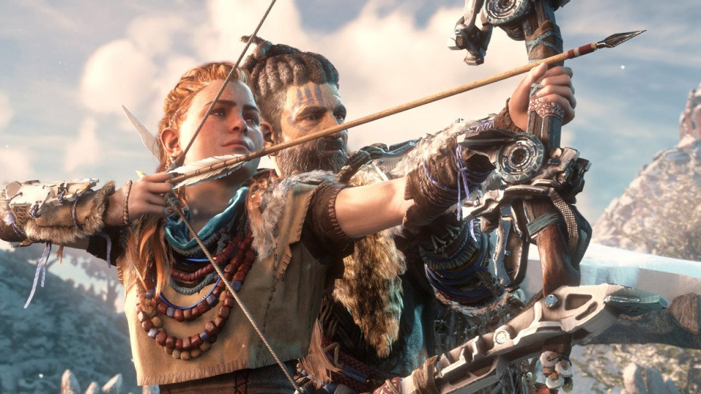 guerrilla games horizon zero dawn