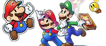 Mario & Luigi: Paper Jam Bros. 02