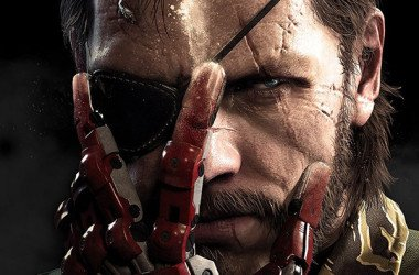 Metal Gear Solid V: The Phantom Pain 01
