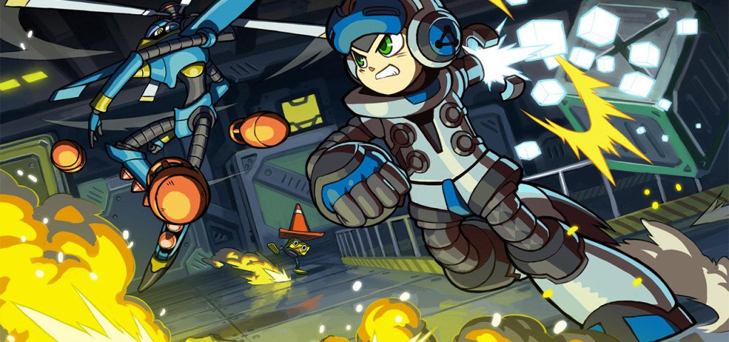 Mighty No 9 inafune