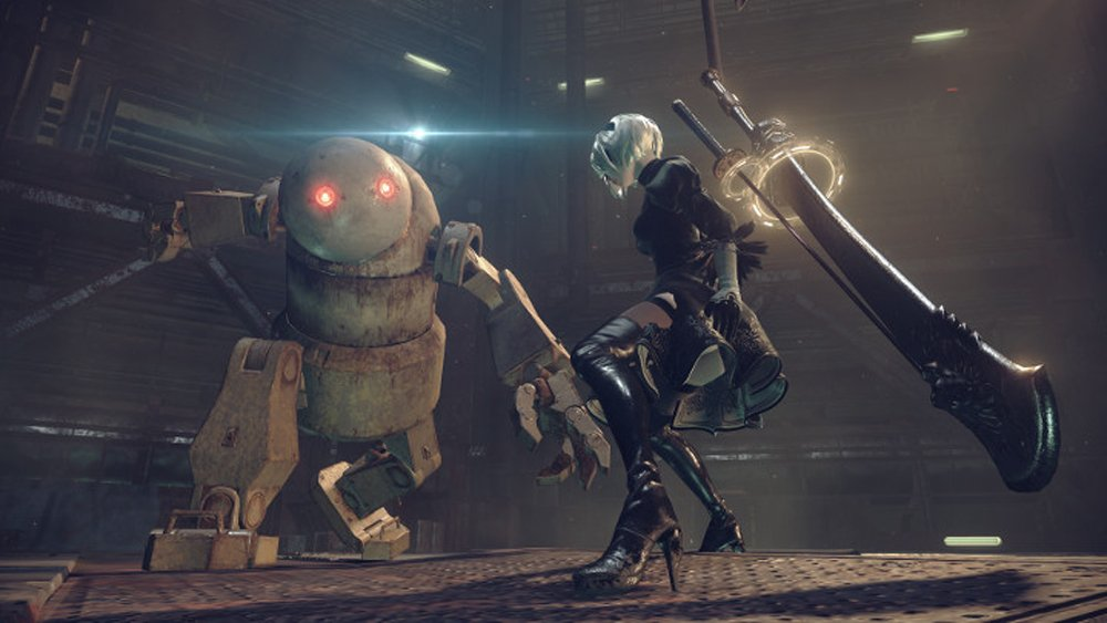 NieR Automata pc steam