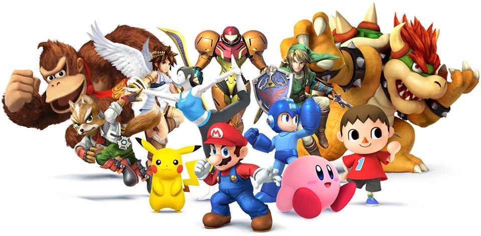 Nintendo line-up estiva