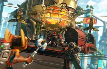 Ratchet & Clank news 01