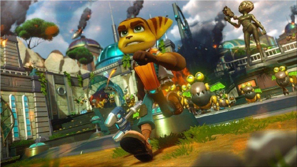 Ratchet & Clank è il gioco venduto più velocemente del franchise