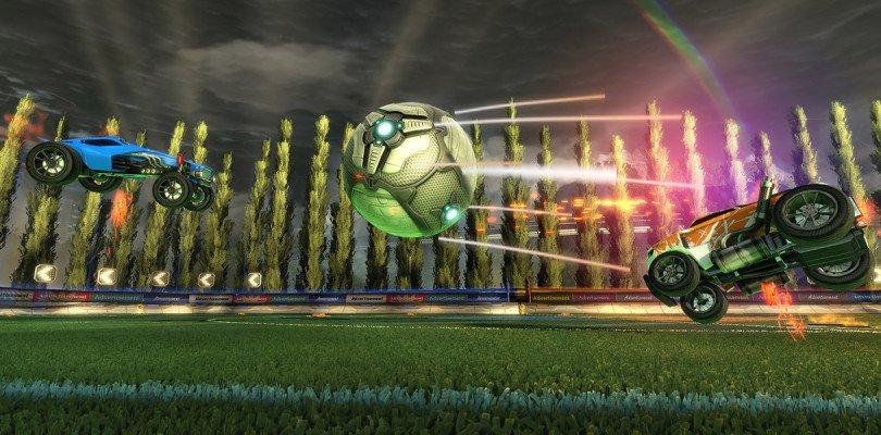 rocket league patch ps4 pro
