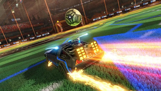 Rocket League party cross-platform