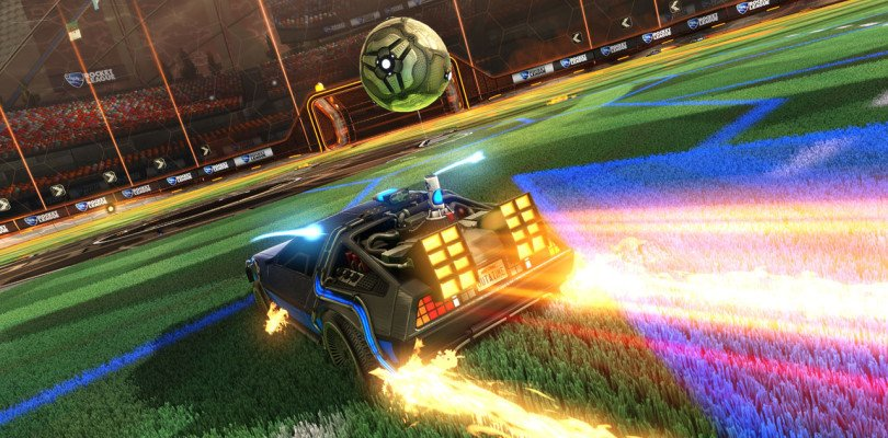 Rocket League nintendo switch data uscita