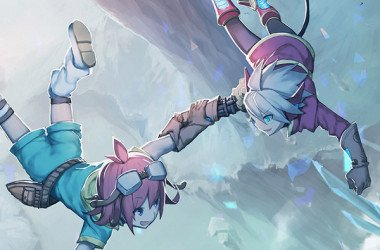 Rodea: The Sky Soldier 01