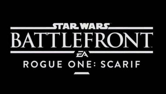 Rogue One Scarif Star Wars Battlefront