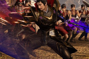 Samurai Warriors 4: Empires 01