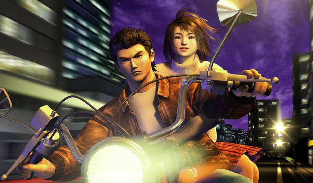 Shenmue-remaster