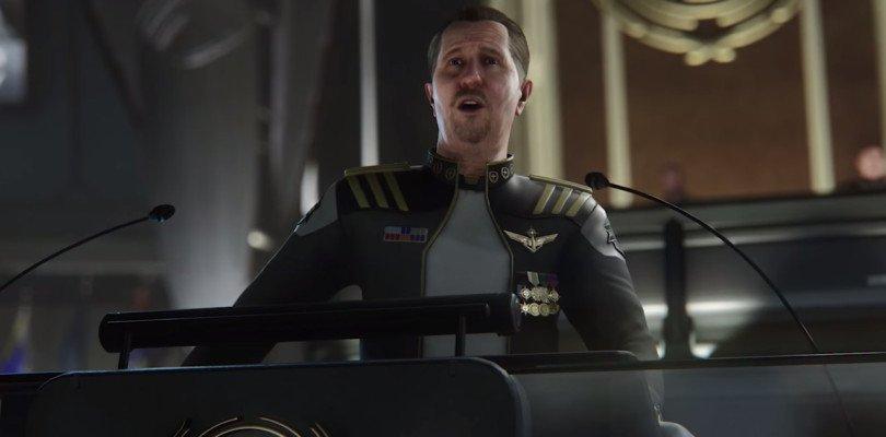 Star Citzen Squadron 42 si mostra in un trailer al CitizenCon