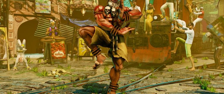 Street Fighter V Dhalsim News