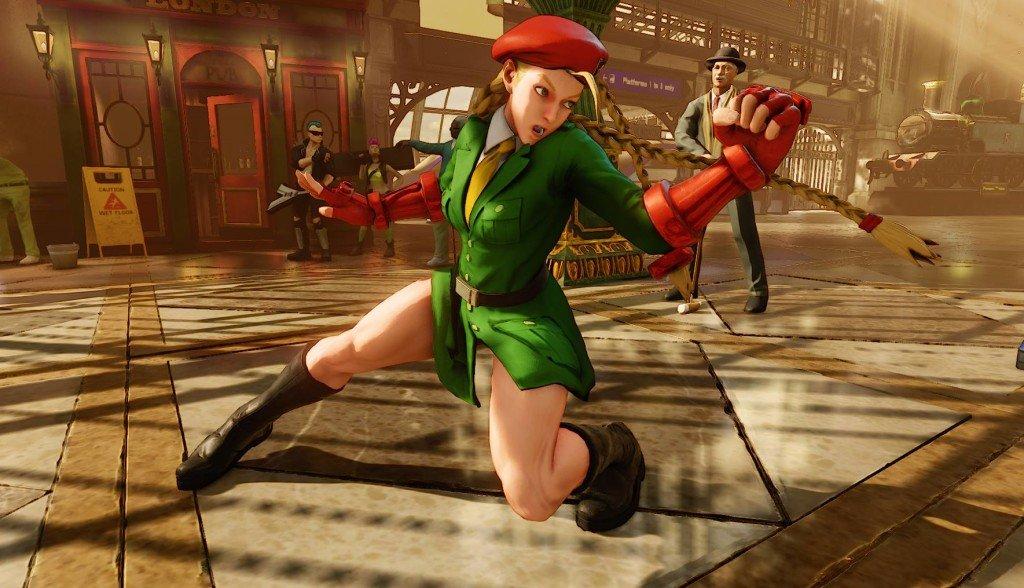 Street Fighter V skin 09