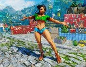 Street Fighter V: Laura scende in campo