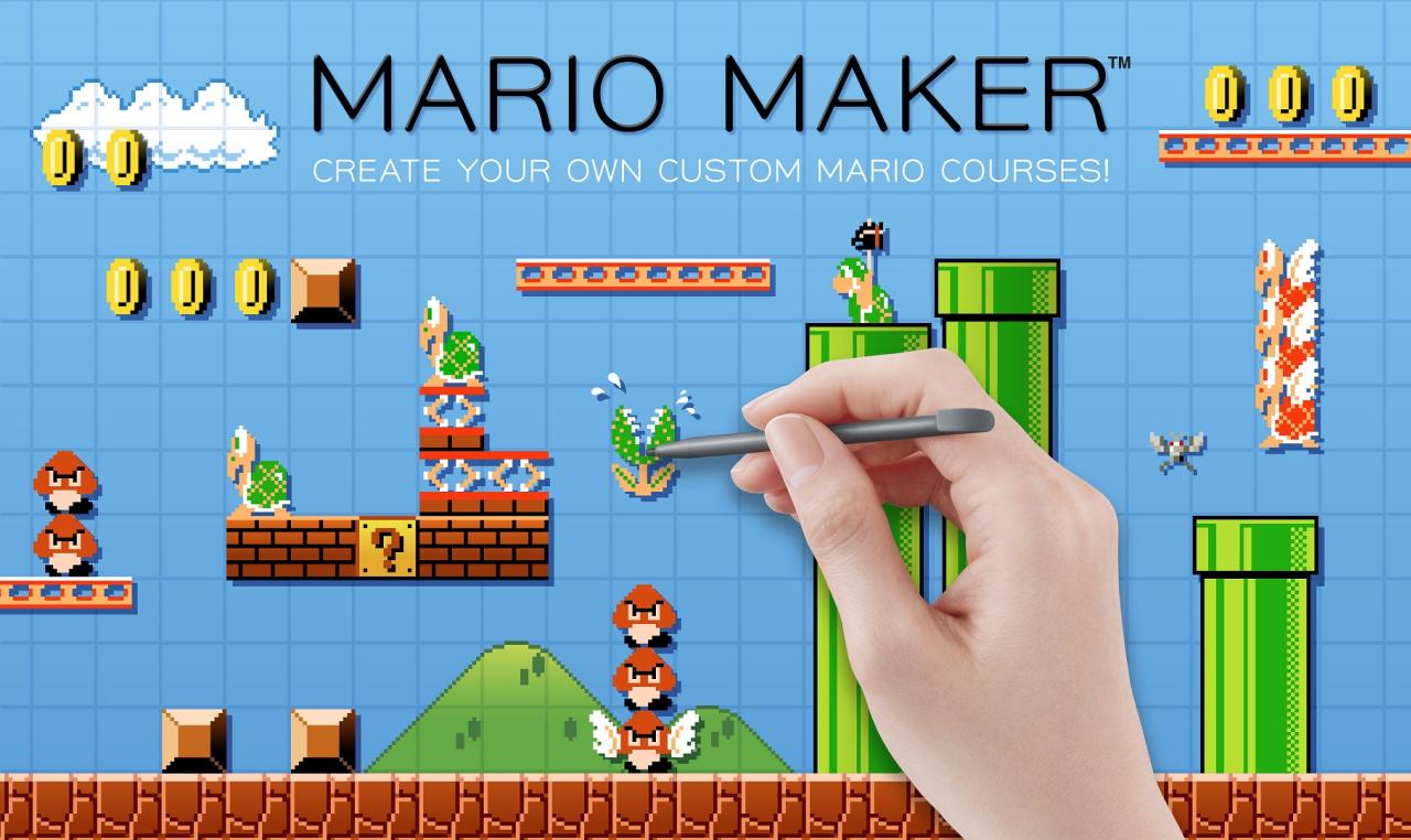 Super-Mario-Maker-Creation