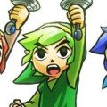 The Legend of Zelda: Tri Force Heroes Immagini