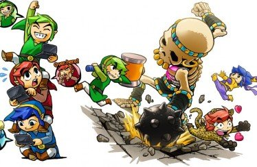 The Legend of Zelda: Tri Force Heroes news 01