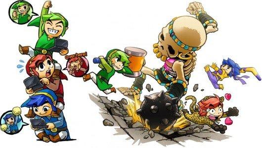 The Legend of Zelda: Tri Force Heroes news 01