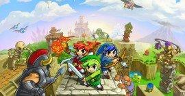 The Legend of Zelda: Tri Force Heroes news 02