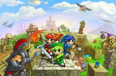 The Legend of Zelda: Tri Force Heroes news 02