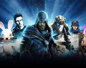 Ubisoft aggiorna il suo logo con una nuova spirale e un nuovo font