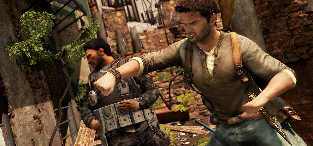 Uncharted The Nathan Drake Collection 02