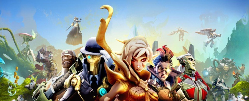 Battleborn deals with gold