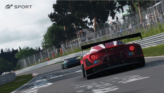 Gran Turismo Sport trailer gameplay