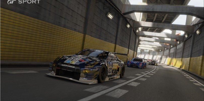 Gran Turismo Sport meteo dinamico ciclo giorno notte