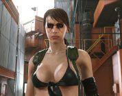 Metal Gear Solid V: un nuovo update permette di giocare nei panni di Quiet