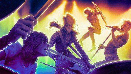 Rock Band 4 celebra le canzoni degli anni '80