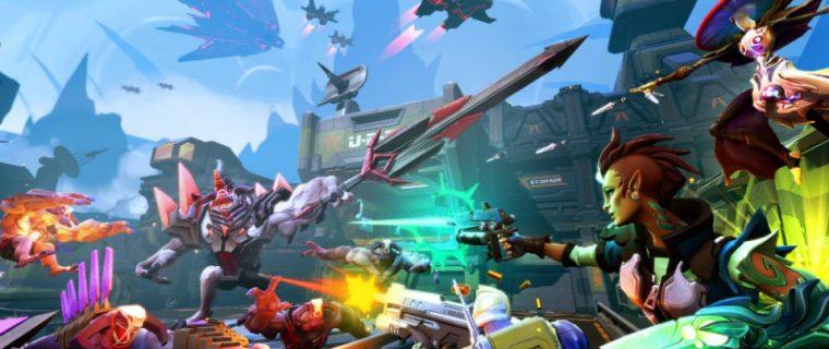 Battleborn diventa free-to-play con la nuova Trial Version gratuita