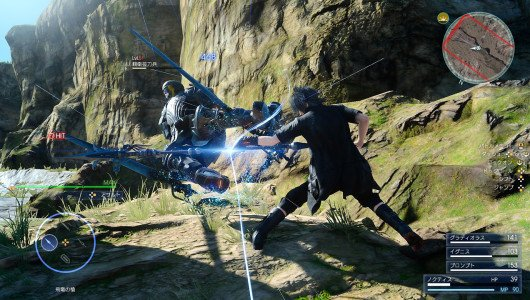 Final Fantasy XV Windows Edition: la demo è disponibile da oggi su Steam