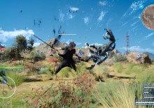 Final Fantasy XV vanterà un struttura open world solo nella prima parte